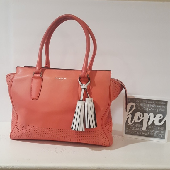 2fc4a3599530 Coach Handbags - COACH Satchel Bag